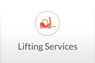 Link to Lifting Services Section